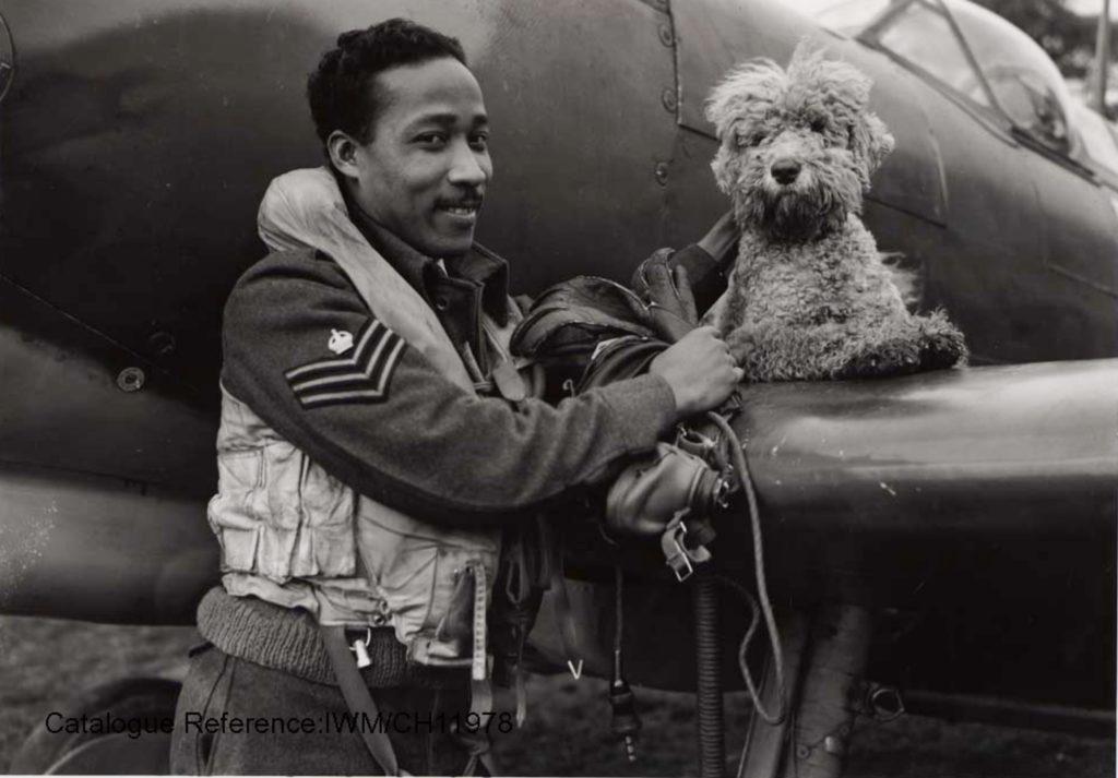 Flight Sergeant James Hyde
