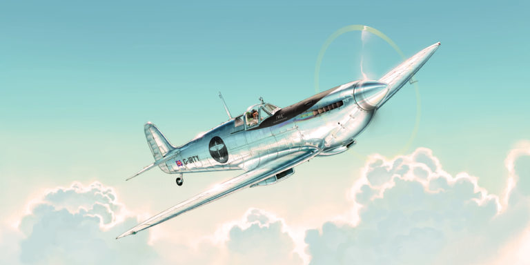 Home - Silver Spitfire